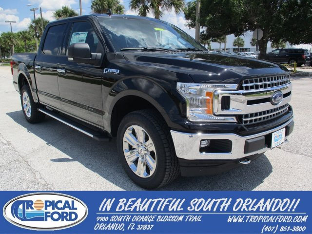 2019 F-150 SuperCrew Cab 4x4,  Pickup #KT299 - photo 1