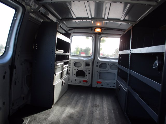 2010 Ford E-250 4x2, Upfitted Cargo Van #LT031A - photo 1