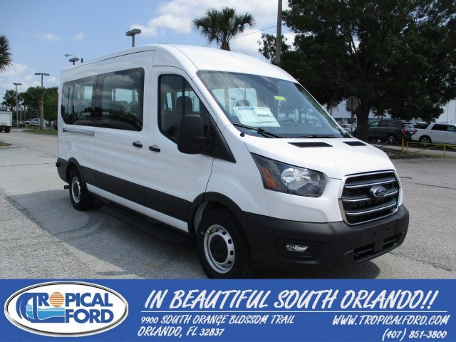 2020 Transit 350 Med Roof RWD, Passenger Wagon #LT257 - photo 1