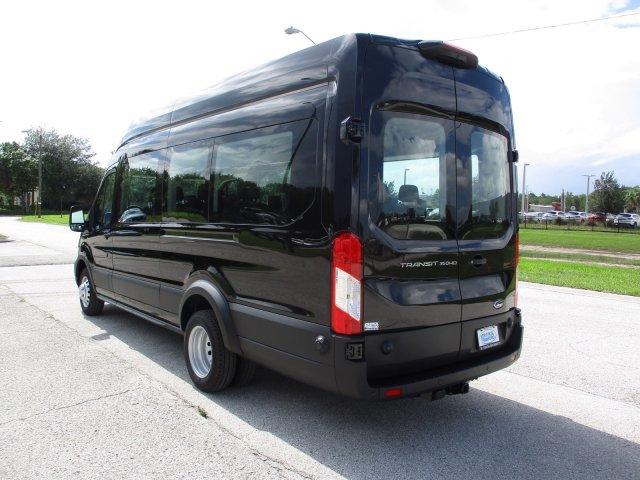 2020 Ford Transit 350 HD High Roof DRW RWD, Passenger Wagon #LT296 - photo 1