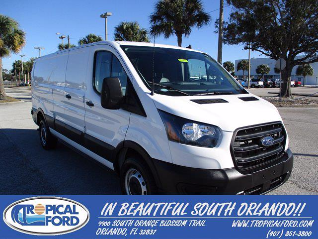 2020 Ford Transit 250 Low Roof 4x2, Empty Cargo Van #T8765 - photo 1