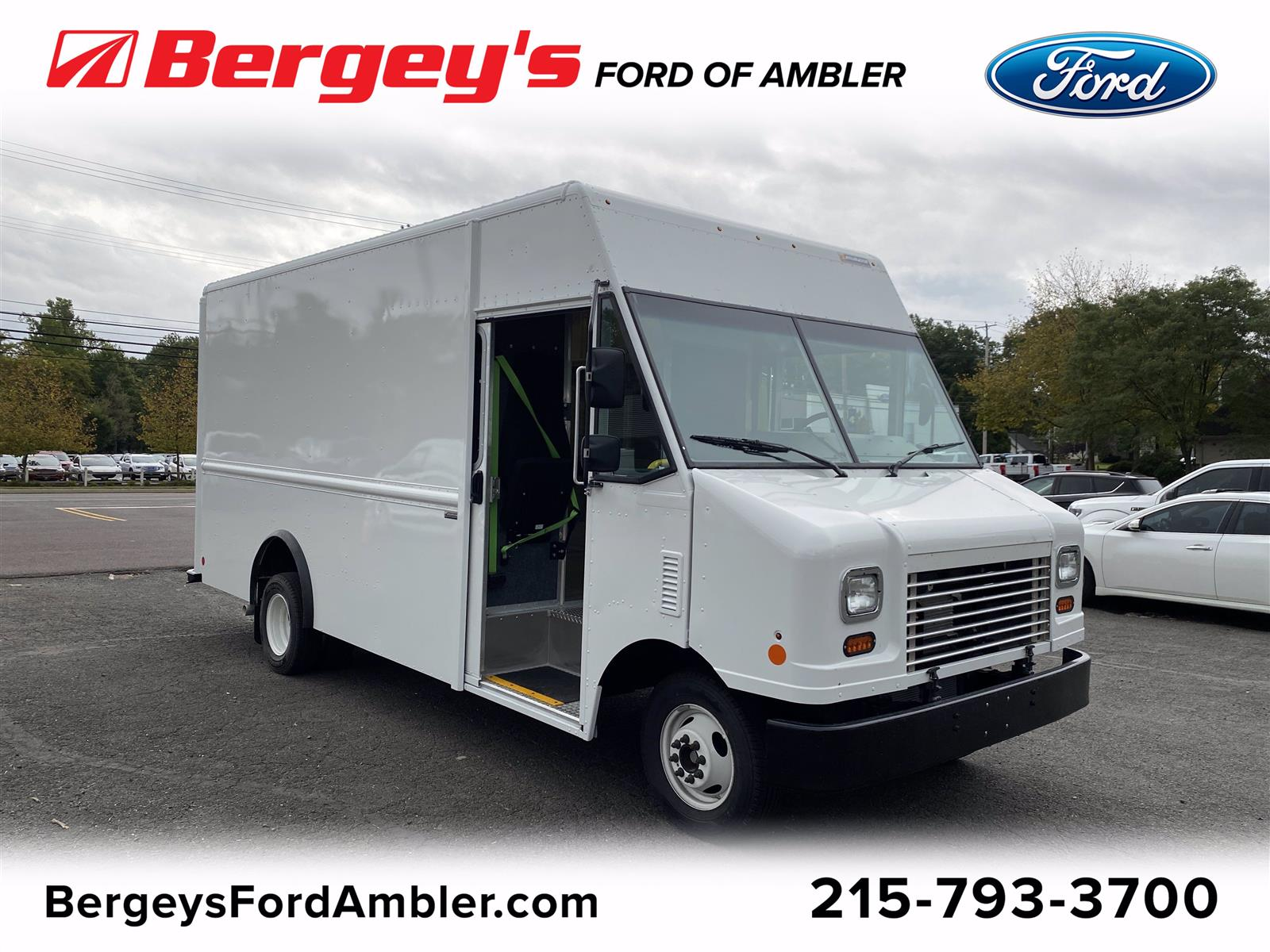 2021 Ford E-450 4x2, Step Van / Walk-in #423C - photo 1
