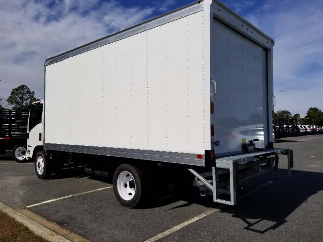 2018 NPR 4x2, Conyers Van Box Dry Freight #Z00270 - photo 2