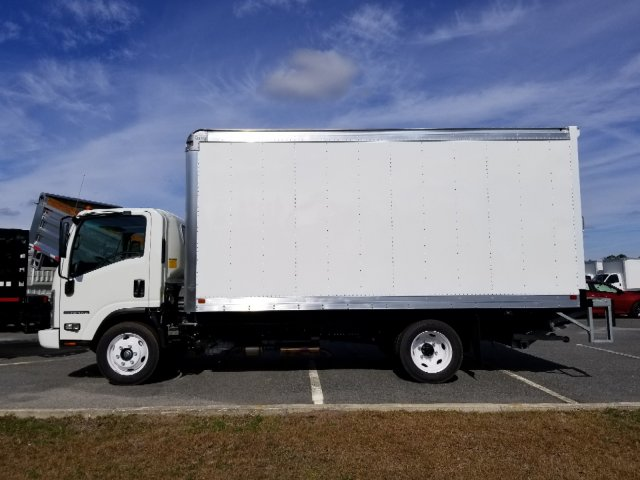 2018 NPR 4x2, Conyers Van Box Dry Freight #Z00270 - photo 8
