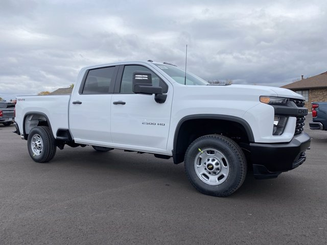 2021 Chevrolet Silverado 2500 Crew Cab 4x4, Pickup #113068 - photo 1