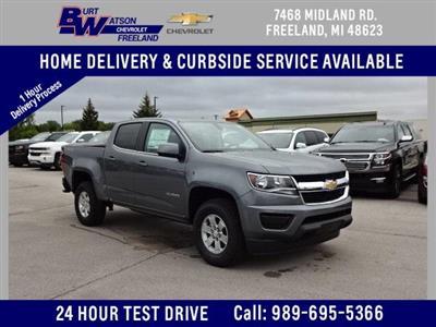 2020 Chevrolet Colorado Crew Cab 4x4, Pickup #115569 - photo 1