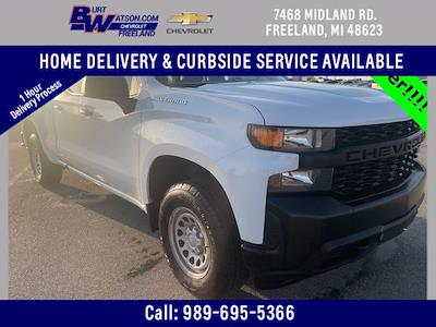 2021 Chevrolet Silverado 1500 Double Cab 4x4, Pickup #137018 - photo 1