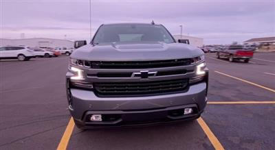 2021 Chevrolet Silverado 1500 Crew Cab 4x4, Pickup #154077B - photo 4