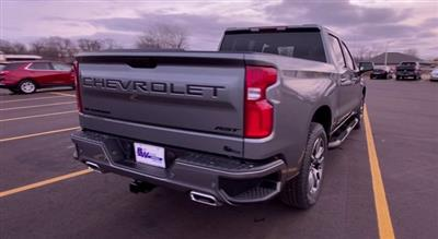 2021 Chevrolet Silverado 1500 Crew Cab 4x4, Pickup #154077B - photo 2