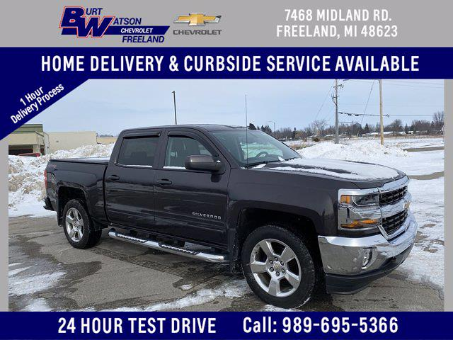 2016 Chevrolet Silverado 1500 Crew Cab 4x4, Pickup #178876 - photo 1