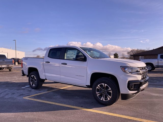 2021 Chevrolet Colorado Crew Cab 4x4, Pickup #181326A - photo 1