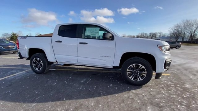 2021 Chevrolet Colorado Crew Cab 4x4, Pickup #181326A - photo 3
