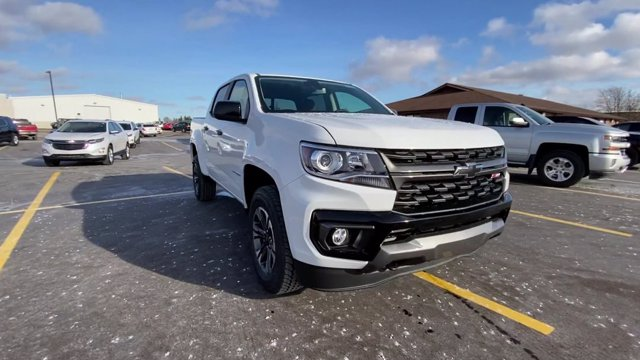 2021 Chevrolet Colorado Crew Cab 4x4, Pickup #181326A - photo 4