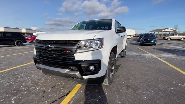 2021 Chevrolet Colorado Crew Cab 4x4, Pickup #181326A - photo 5