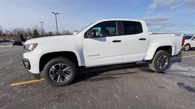 2021 Chevrolet Colorado Crew Cab 4x4, Pickup #181326A - photo 6