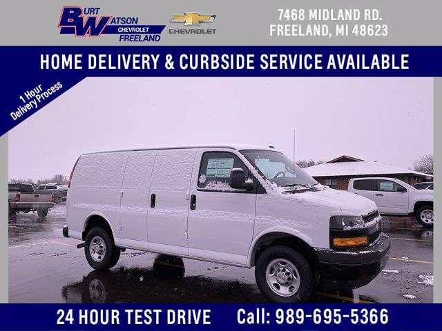 2021 Chevrolet Express 2500 4x2, Empty Cargo Van #181349 - photo 1