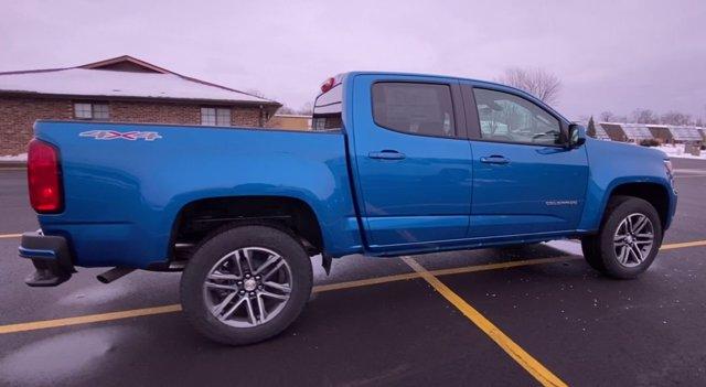2021 Chevrolet Colorado Crew Cab 4x4, Pickup #181460 - photo 2