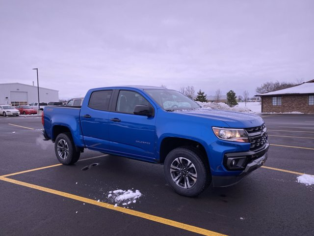 2021 Chevrolet Colorado Crew Cab 4x4, Pickup #182948 - photo 1