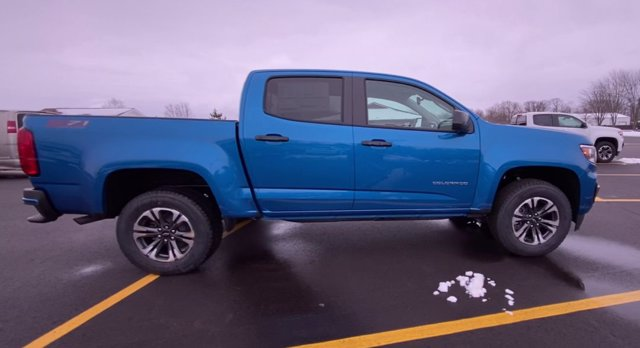2021 Chevrolet Colorado Crew Cab 4x4, Pickup #182948 - photo 9