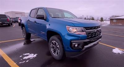 2021 Chevrolet Colorado Crew Cab 4x4, Pickup #182948 - photo 3