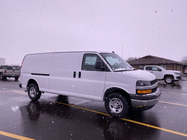 2021 Chevrolet Express 2500 4x2, Empty Cargo Van #187769 - photo 1