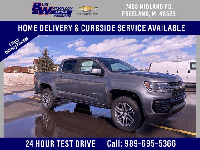 2021 Chevrolet Colorado Crew Cab 4x4, Pickup #189020 - photo 1