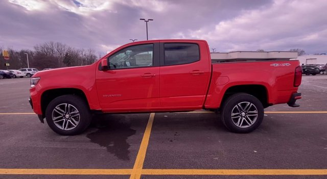 2021 Chevrolet Colorado Crew Cab 4x4, Pickup #189827 - photo 6