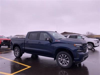 2021 Chevrolet Silverado 1500 Crew Cab 4x4, Pickup #201950 - photo 1