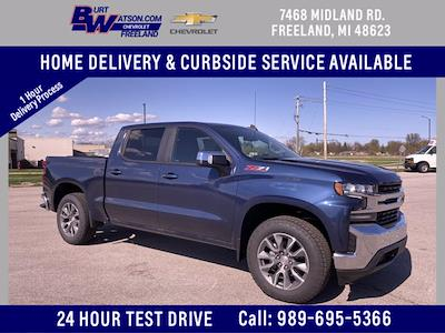 2021 Chevrolet Silverado 1500 Crew Cab 4x4, Pickup #264454 - photo 1