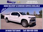 2021 Chevrolet Silverado 1500 Crew Cab 4x4, Pickup #272019 - photo 1