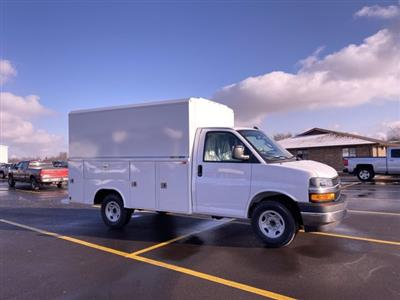 2020 Chevrolet Express 3500 4x2, Cutaway Van #276088 - photo 1