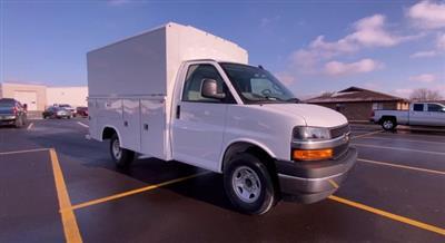 2020 Chevrolet Express 3500 4x2, Cutaway Van #276088 - photo 3