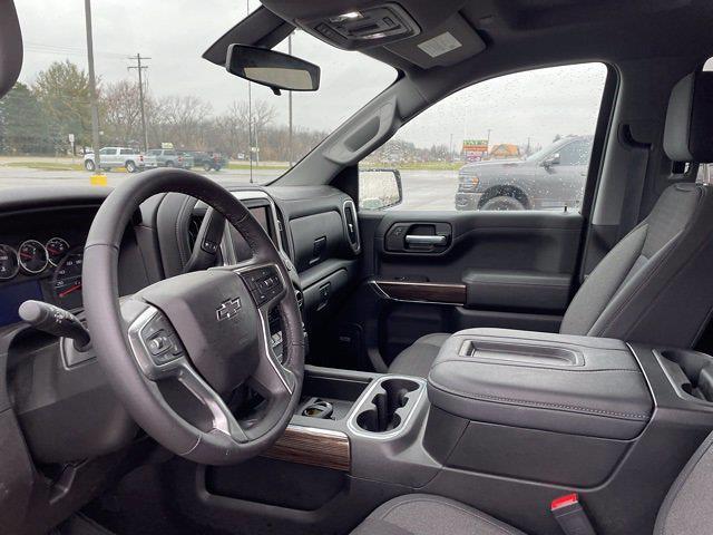 2021 Chevrolet Silverado 1500 Crew Cab 4x4, Pickup #277597 - photo 10