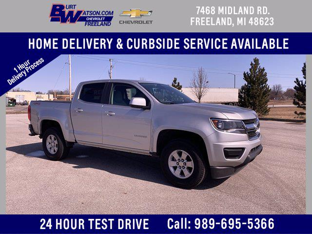 2018 Chevrolet Colorado Crew Cab 4x4, Pickup #289347 - photo 1
