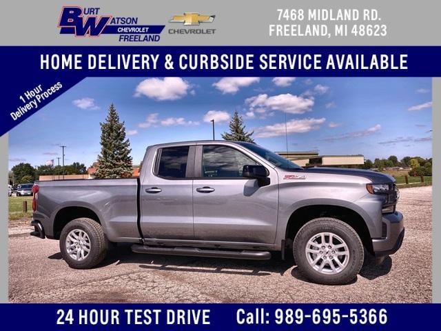 2020 Chevrolet Silverado 1500 Double Cab 4x4, Pickup #369155 - photo 1