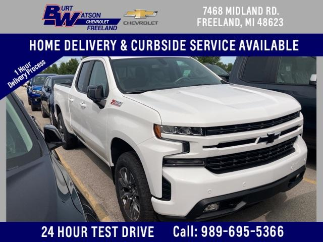 2020 Chevrolet Silverado 1500 Double Cab 4x4, Pickup #370624 - photo 1