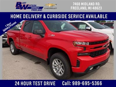 2020 Chevrolet Silverado 1500 Double Cab 4x4, Pickup #372409 - photo 1