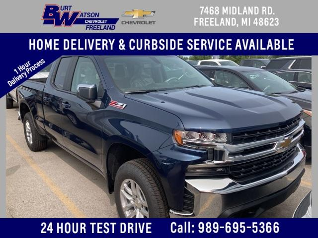 2020 Chevrolet Silverado 1500 Double Cab 4x4, Pickup #373348 - photo 1