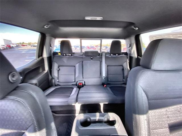 2020 Chevrolet Silverado 1500 Crew Cab 4x4, Pickup #441885 - photo 19