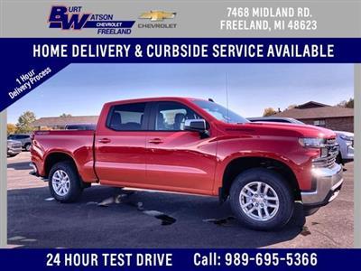 2020 Chevrolet Silverado 1500 Crew Cab 4x4, Pickup #443476 - photo 1