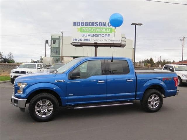 2016 F-150 SuperCrew Cab 4x4,  Pickup #F2693A - photo 1