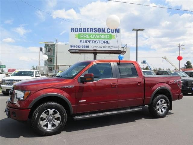 2014 F-150 SuperCrew Cab 4x4,  Pickup #P17249 - photo 1