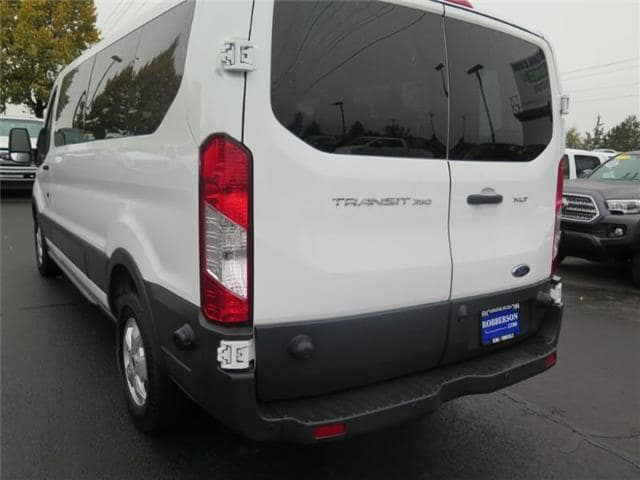 2017 Transit 350 Low Roof 4x2,  Passenger Wagon #P17298 - photo 1