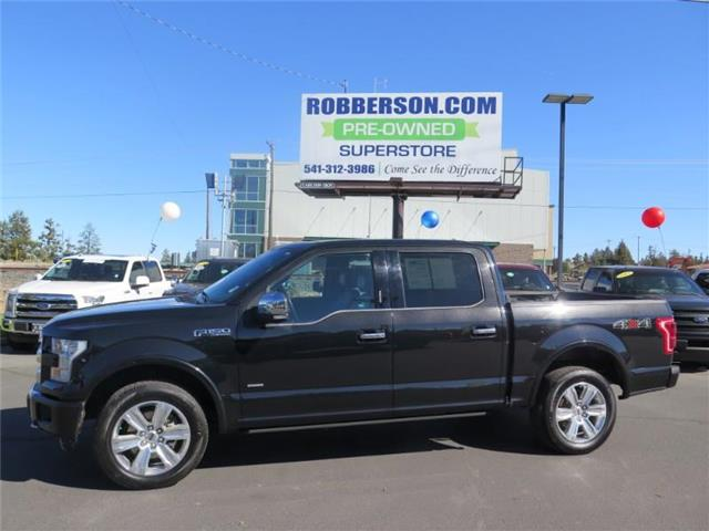 2015 F-150 SuperCrew Cab 4x4,  Pickup #P17316 - photo 1