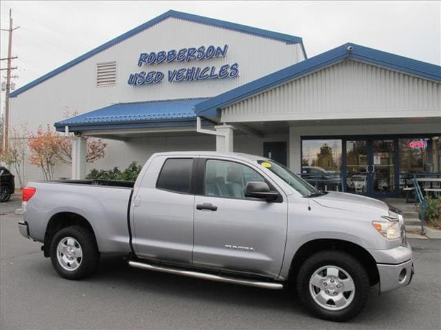 2012 Toyota Tundra Double Cab 4x4, Pickup #P17749A - photo 1