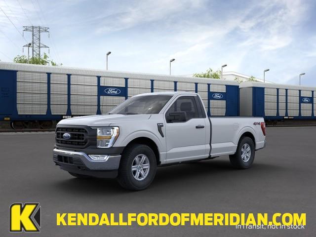 2021 Ford F-150 Regular Cab 4x4, Pickup #MF1E0005*O - photo 1