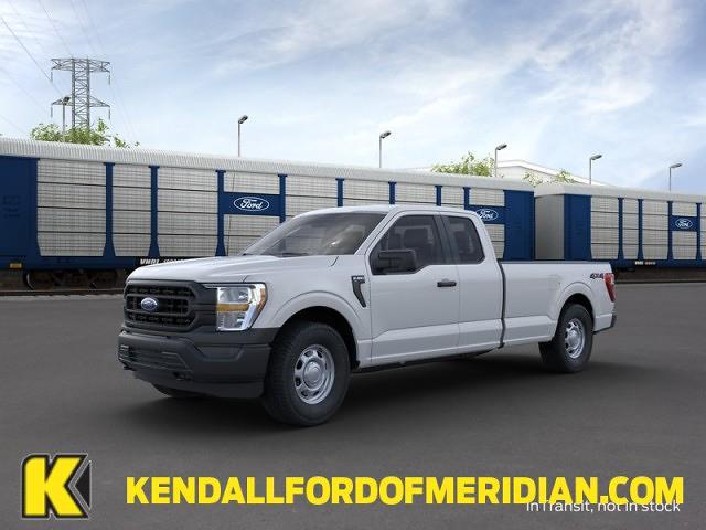 2021 Ford F-150 Super Cab 4x4, Pickup #MX1E0002*O - photo 1