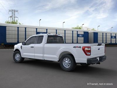 2021 Ford F-150 Super Cab 4x4, Pickup #MX1E0002*O - photo 2