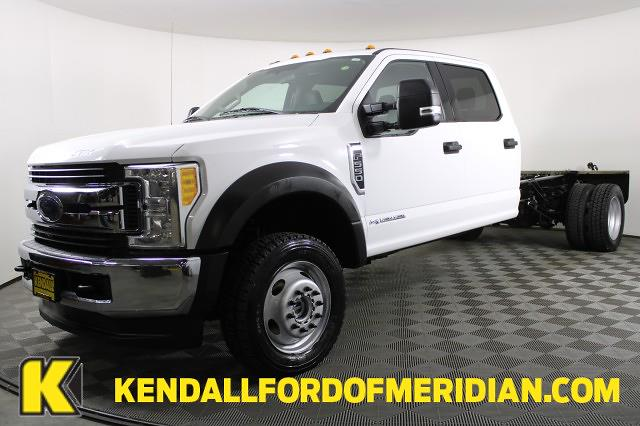 2017 Ford F-550 Crew Cab DRW 4x4, Cab Chassis #RAC0086 - photo 1
