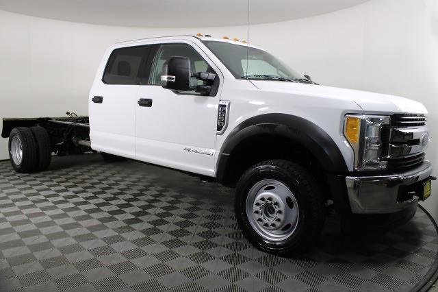 2017 Ford F-550 Crew Cab DRW 4x4, Cab Chassis #RAC0086 - photo 4